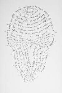 Alice Baillaud Calligramme 2