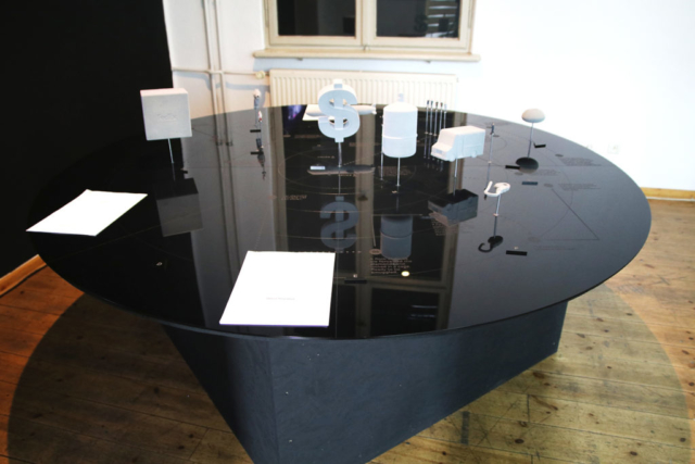 Multimediale Installation, 2011